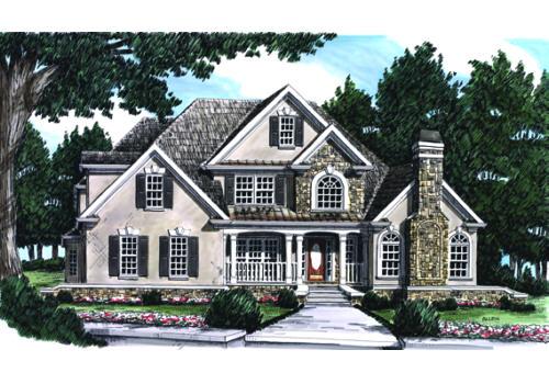Jernigan House Plan