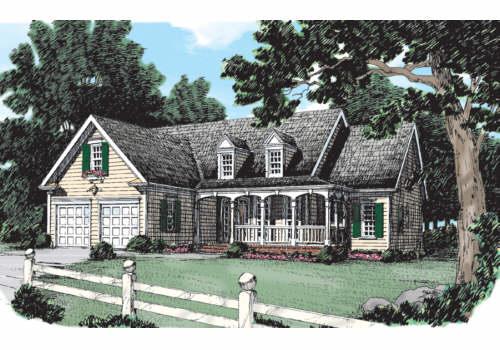 Christal House Plan