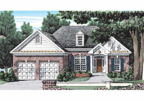 Sacramento House Plan