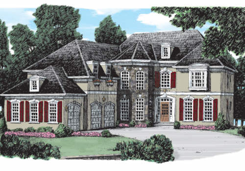 Flanagan House Plan