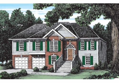 Faulkland House Plan Elevation