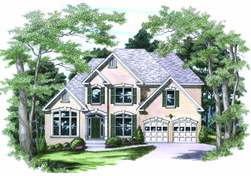 Calamar House Plan