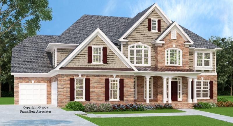 Callicott House Plan
