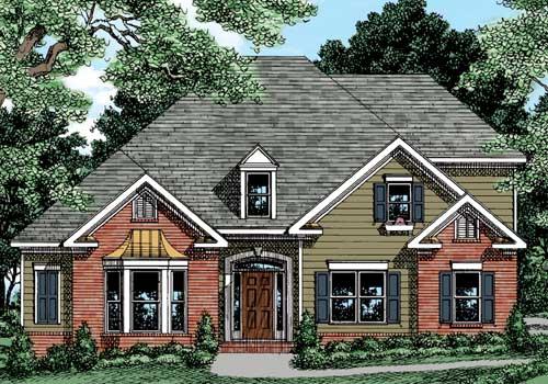 Bowerman House Plan