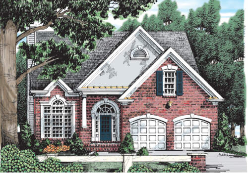 Brewster House Plan