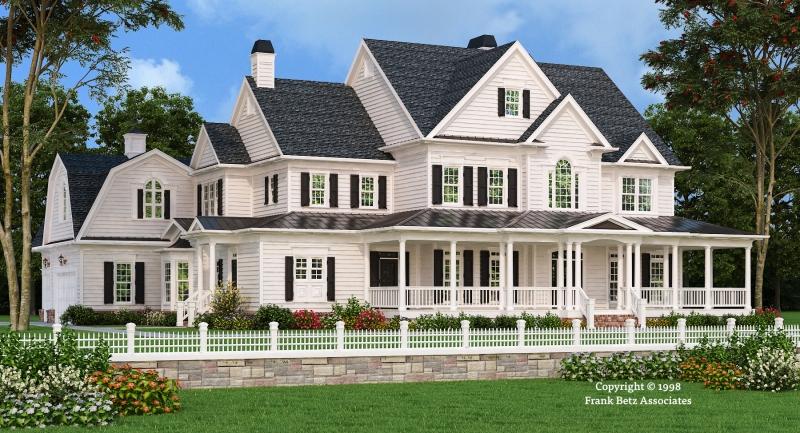 Brookshire Manor House Plan