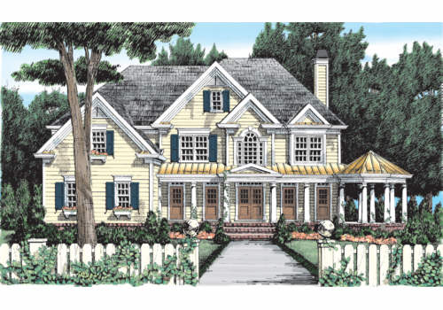 Collinwood House Plan