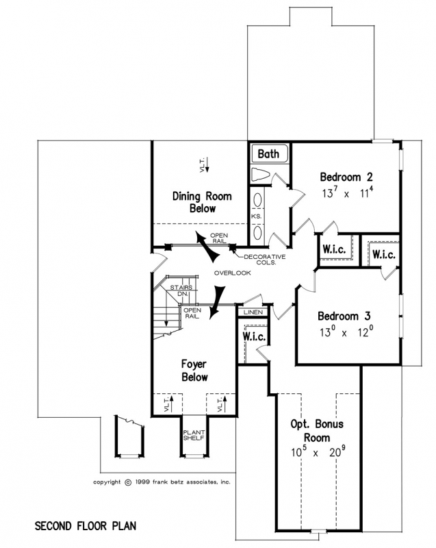 Farmington House Plan