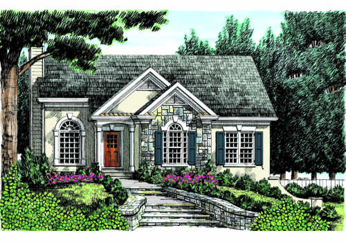 Meriwether House Plan