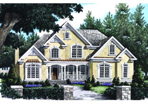Candace House Plan