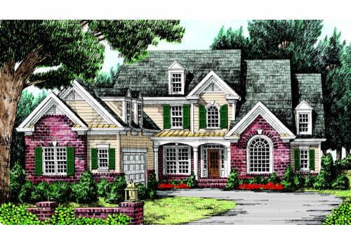 Rosepark House Plan