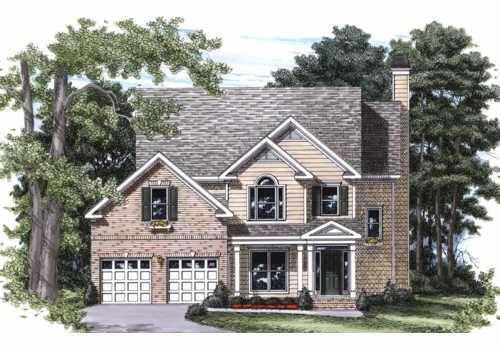 Thurman House Plan