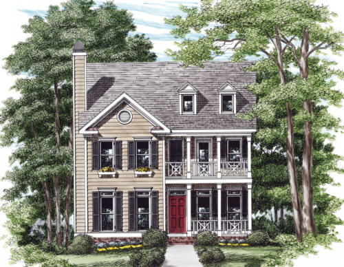 Aiken House Plan