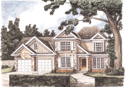 Bearden House Plan