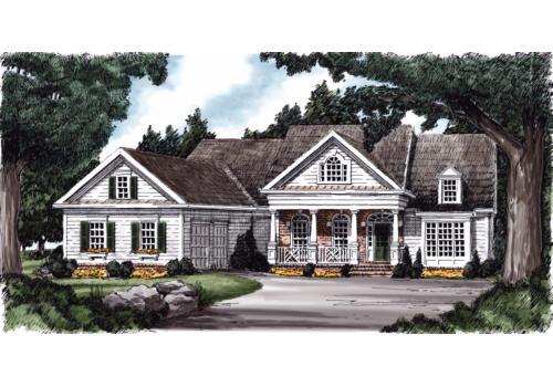 Broderick House Plan