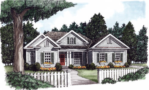 Cartwright House Plan
