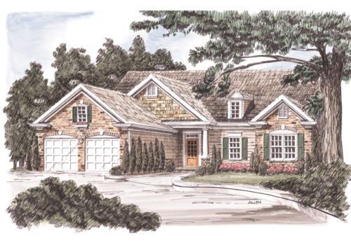 Fairhaven House Plan