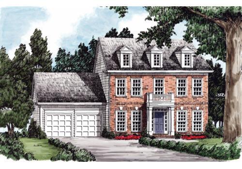 Grantham House Plan