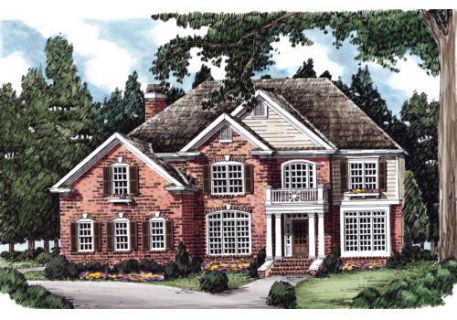 Halsey House Plan