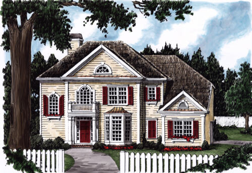 Highcrofte House Plan