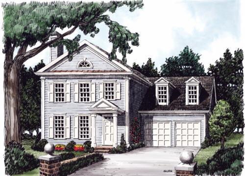 Humboldt House Plan
