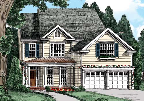 Ivester House Plan