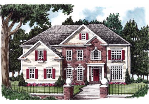 Kearney House Plan