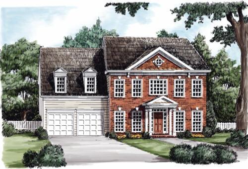 Longleaf Hall House Plan