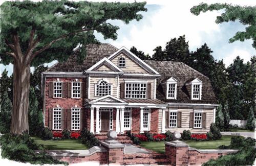 Medlock House Plan