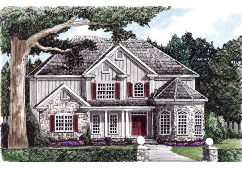 Pierce House Plan