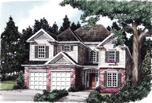 Springdale House Plan