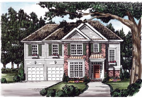 Washburn House Plan