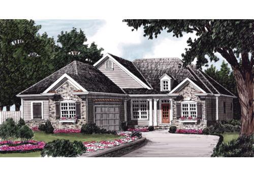 Ashburn House Plan