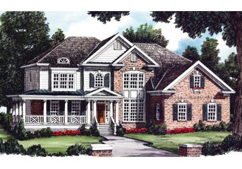 Edmunds House Plan