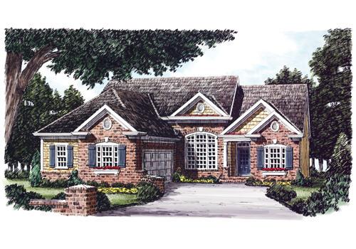 Thornwood House Plan