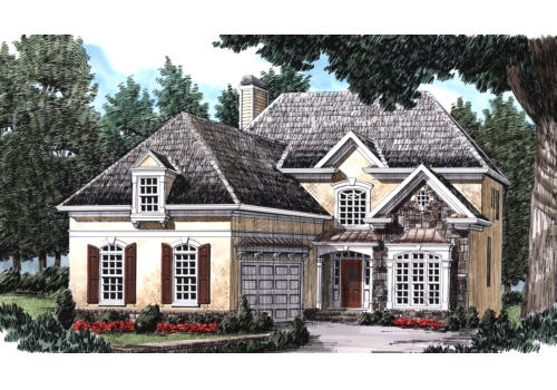 Freeman House Plan