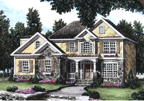 Hadley House Plan