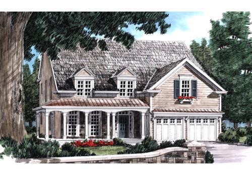 Highgrove House Plan