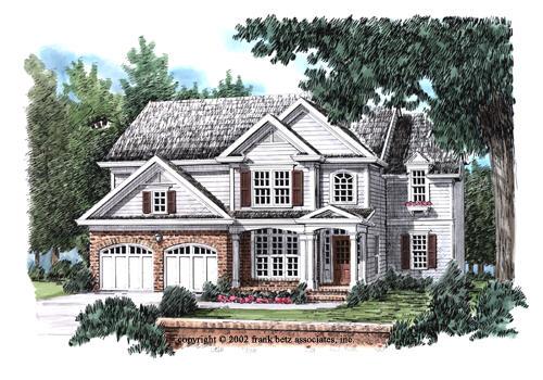 Landingham House Plan