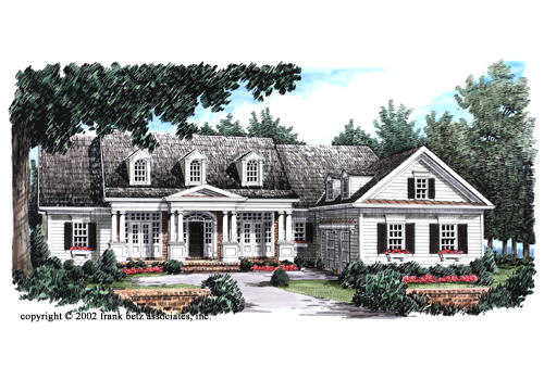 Laurel River House Plan