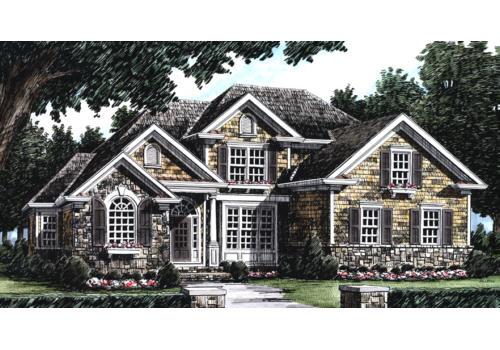 Monahan House Plan