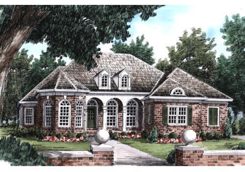 Nathaniel House Plan