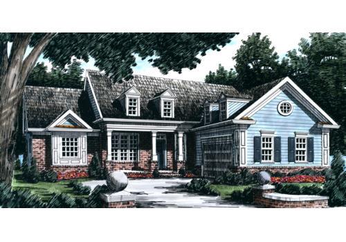 Rainier House Plan