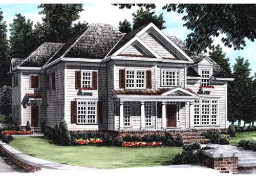 Westpointe House Plan