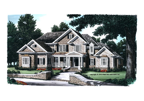 Wilshire Place House Plan