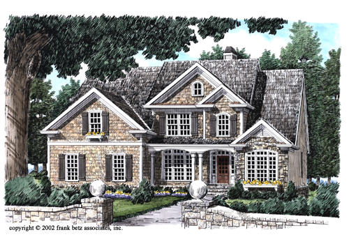 Windward House Plan