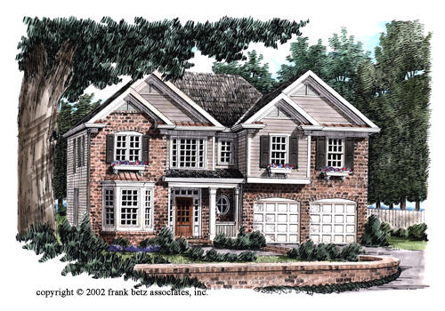 Wolford House Plan