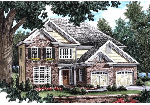 Wynmeade House Plan