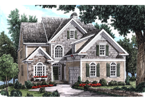Yarborough House Plan