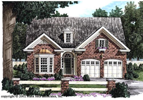 Berringer House Plan